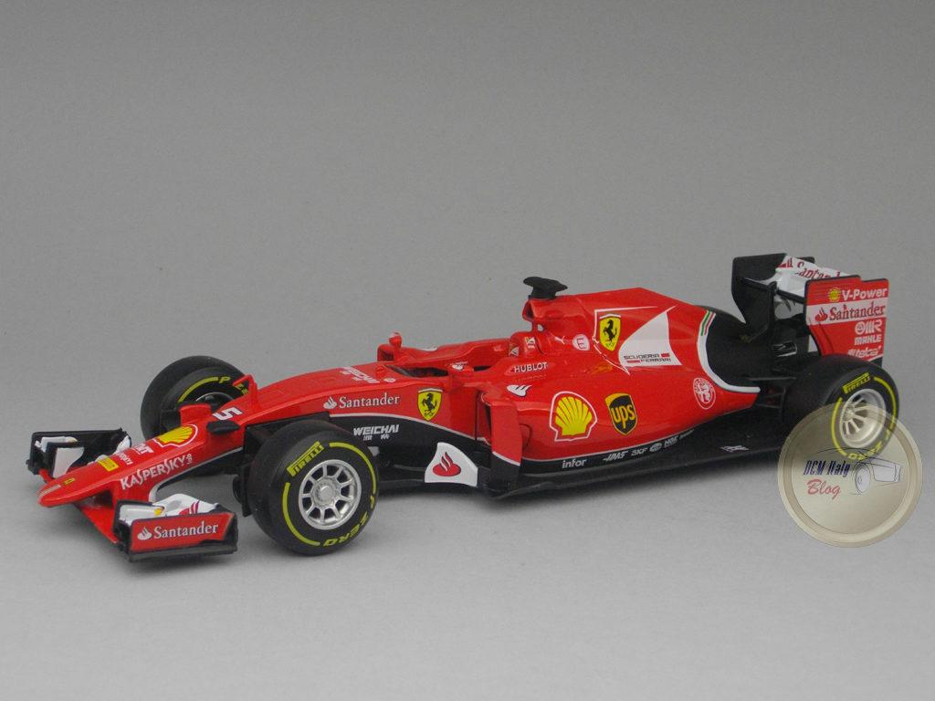Ferrari SF15-T - Red - 01