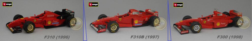 Ferrari Tris