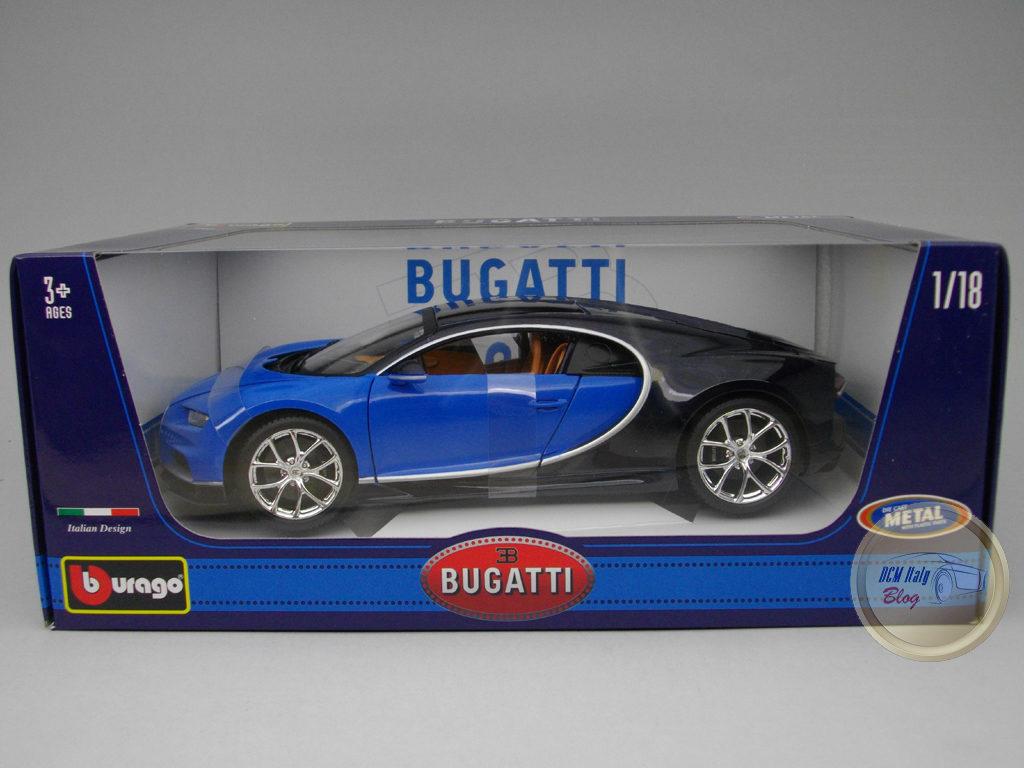 bugatti chiron - 1:18 - burago > dcm italy blog | dcm italy blog